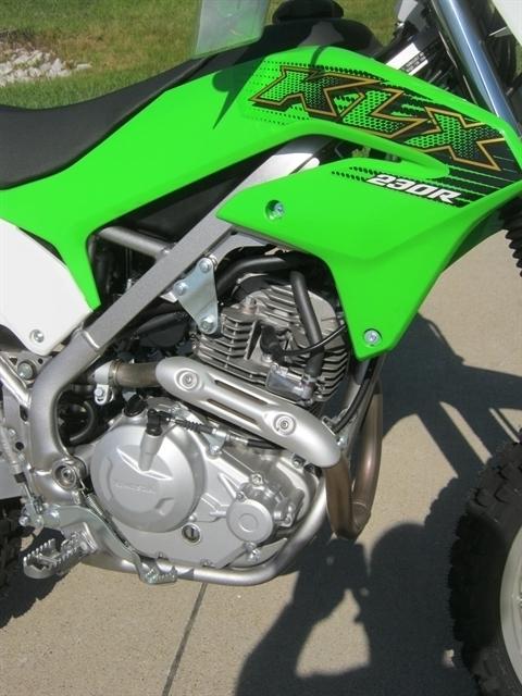 2020 Kawasaki KLX230R at Brenny's Motorcycle Clinic, Bettendorf, IA 52722