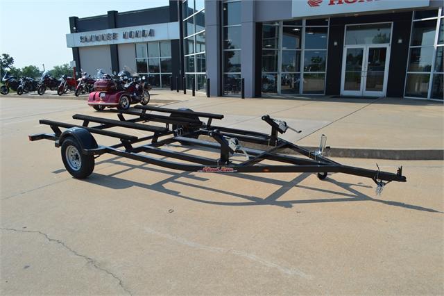 2022 HAUL RITE DOUBLE BOAT TRAILER at Shawnee Honda Polaris Kawasaki