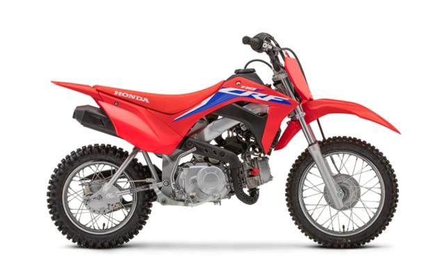 2022 Honda CRF110F at Martin Moto