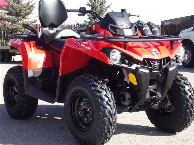 2018 Can-Am Outlander MAX  450 450 at Power World Sports, Granby, CO 80446