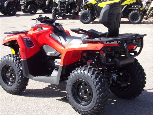 2018 Can-Am Outlander MAX  450 $127/month at Power World Sports, Granby, CO 80446