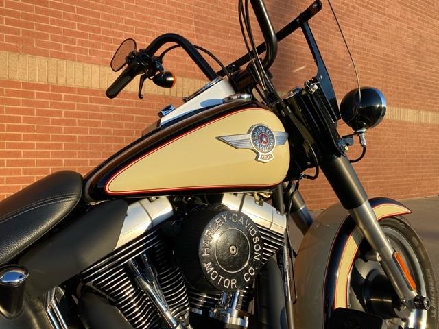 2014 HD FLSTFB at Harley-Davidson of Macon