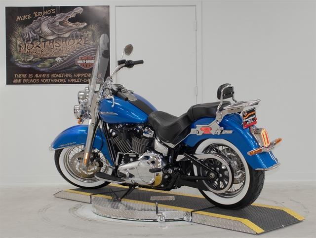 2018 Harley-Davidson Softail Deluxe at Mike Bruno's Northshore Harley-Davidson