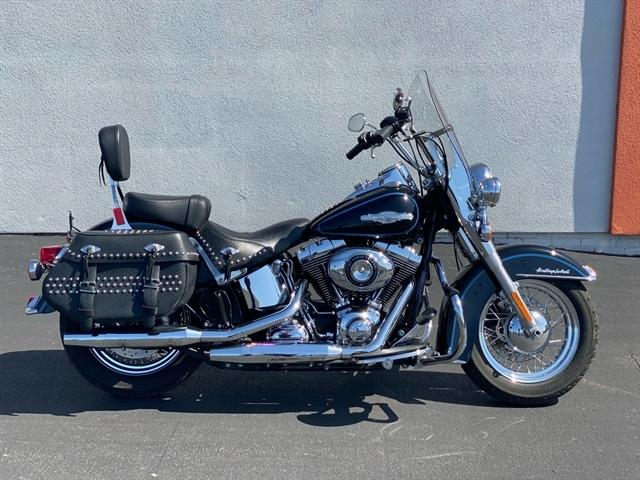 2012 Harley-Davidson FLSTC103 Peace Officer at Thunder Harley-Davidson