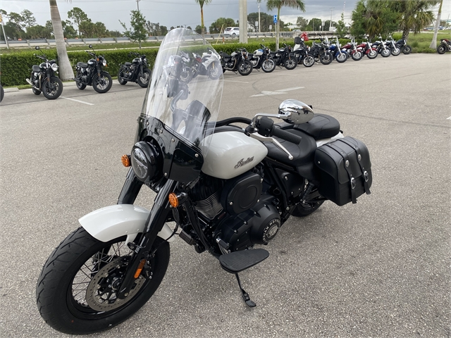 2022 Indian Super Chief Base at Fort Myers