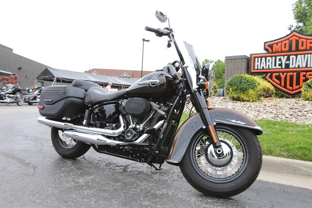 2019 Harley-Davidson Softail Heritage Classic 114 at Outlaw Harley-Davidson