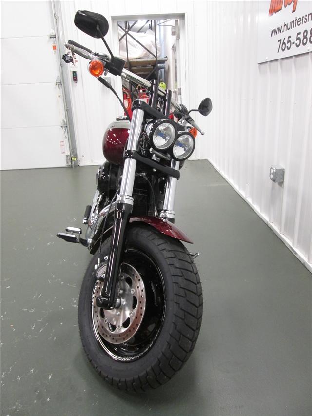 2015 Harley-Davidson Dyna Fat Bob at Hunter's Moon Harley-Davidson®, Lafayette, IN 47905