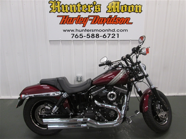 2015 Harley-Davidson Dyna Fat Bob at Hunter's Moon Harley-Davidson®, Lafayette, IN 47905