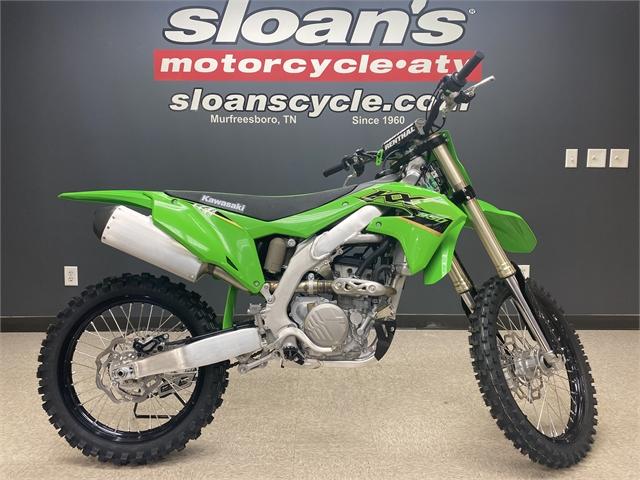 2022 Kawasaki KX 250 at Sloans Motorcycle ATV, Murfreesboro, TN, 37129