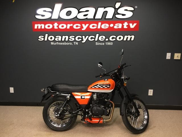 2018 Cleveland Motorcycles ACE STREET TRACKER at Sloan's Motorcycle, Murfreesboro, TN, 37129