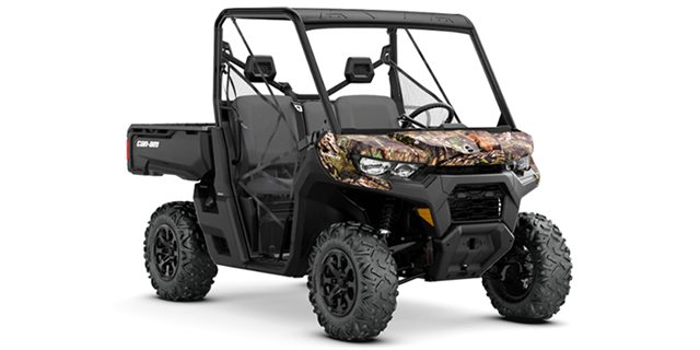 2020 Can-Am Defender DPS HD8 at Thornton's Motorcycle - Versailles, IN