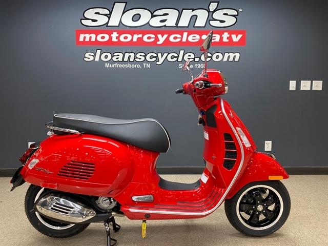 2021 Vespa GTS Super 300 HPE Racing Sixties at Sloans Motorcycle ATV, Murfreesboro, TN, 37129