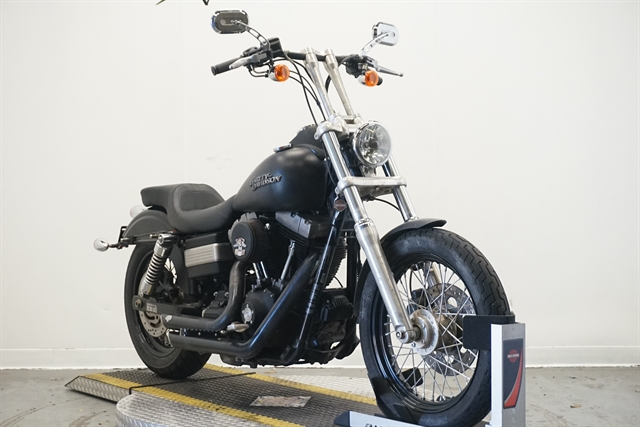 2012 Harley-Davidson Dyna Glide Street Bob at Texoma Harley-Davidson