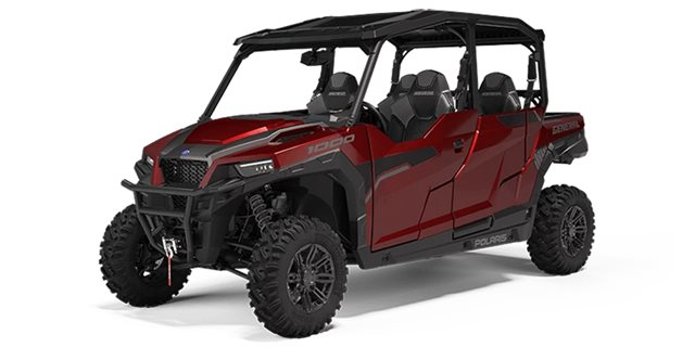 2021 Polaris GENERAL 4 1000 Deluxe at Southern Illinois Motorsports