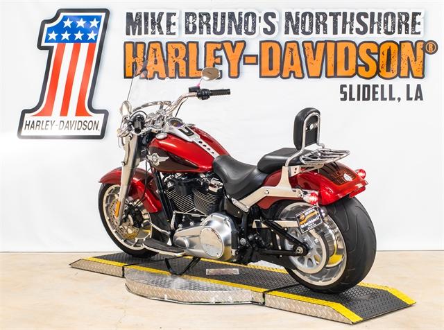 2018 Harley-Davidson Softail Fat Boy at Mike Bruno's Northshore Harley-Davidson