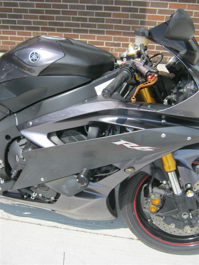 2007 Yamaha YZFR-6 at Brenny's Motorcycle Clinic, Bettendorf, IA 52722