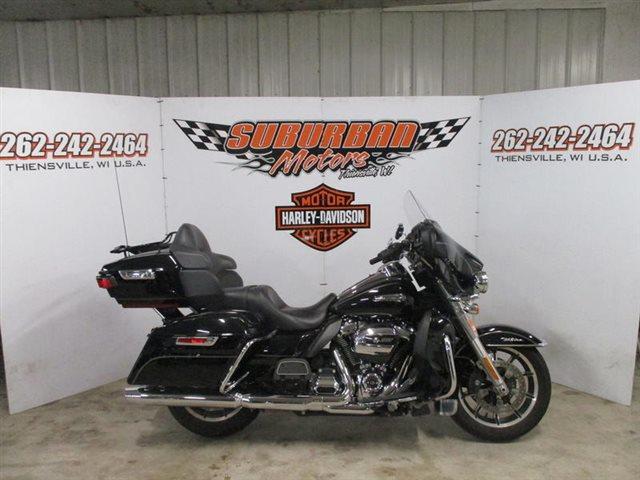 2017 Harley-Davidson Electra Glide Ultra Classic at Suburban Motors Harley-Davidson