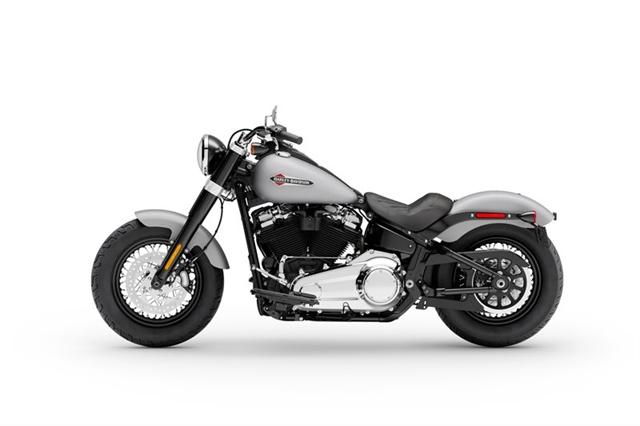 2020 Harley-Davidson Softail Slim at Palm Springs Harley-Davidson®