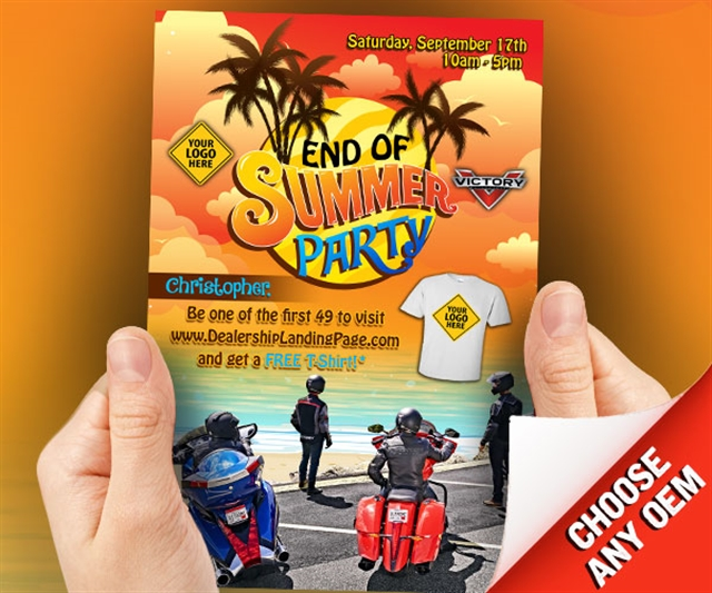 End of Summer Party Powersports at PSM Marketing - Peachtree City, GA 30269
