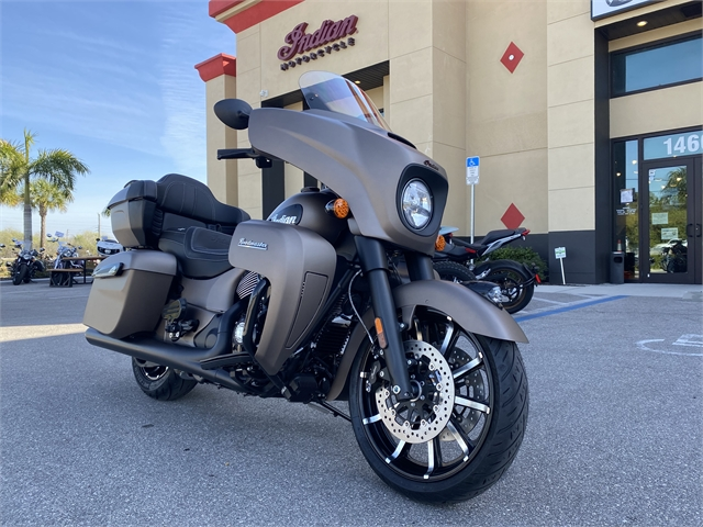 2021 Indian Roadmaster Dark Horse at Fort Myers