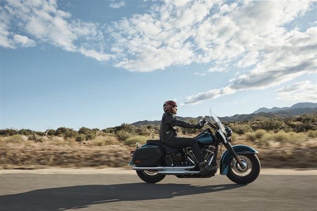 2020 Harley-Davidson Softail Heritage Classic 114 at Palm Springs Harley-Davidson®