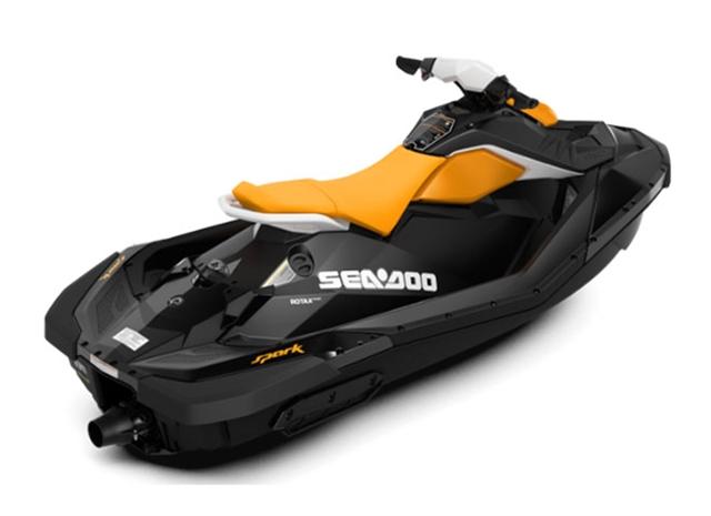 2018 Sea-Doo Spark 2-Up Rotax 900 ACE at Lynnwood Motoplex, Lynnwood, WA 98037