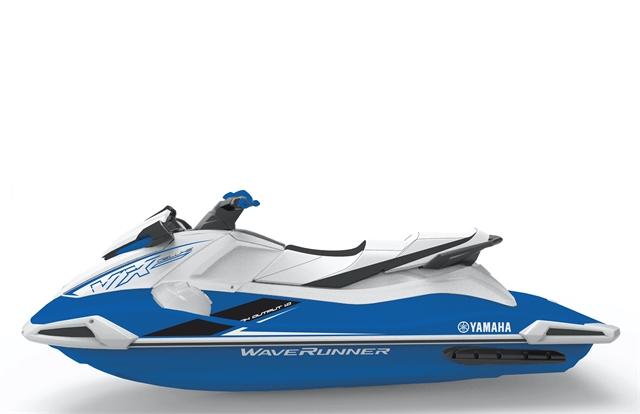 2021 Yamaha WaveRunner VX Deluxe at Lynnwood Motoplex, Lynnwood, WA 98037