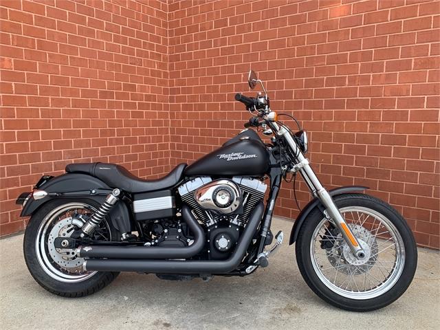 2008 Harley-Davidson Dyna Glide Street Bob at Arsenal Harley-Davidson