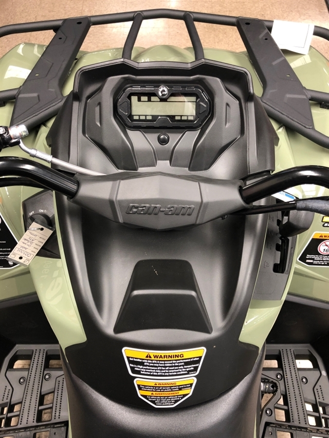 2020 Can-Am Outlander 450 at Sloans Motorcycle ATV, Murfreesboro, TN, 37129