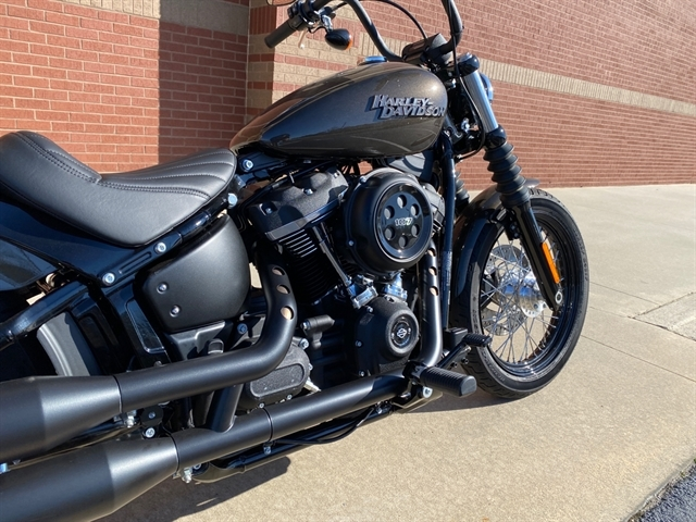 2020 Harley-Davidson FXBB at Harley-Davidson of Macon