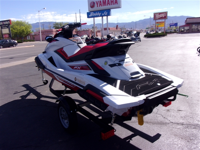 2019 Yamaha WaveRunner FX SVHO at Bobby J's Yamaha, Albuquerque, NM 87110