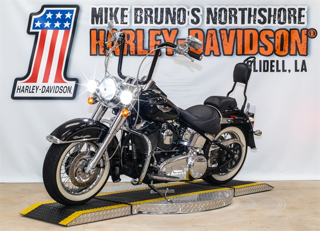 2009 Harley-Davidson Softail Deluxe at Mike Bruno's Northshore Harley-Davidson
