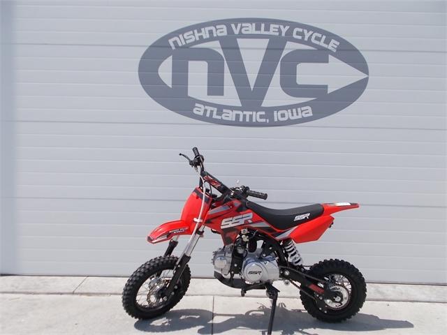 2021 SSR Motorsports SR110 Base at Nishna Valley Cycle, Atlantic, IA 50022