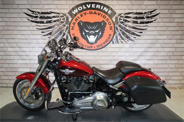 2018 Harley-Davidson Softail Fat Boy at Wolverine Harley-Davidson