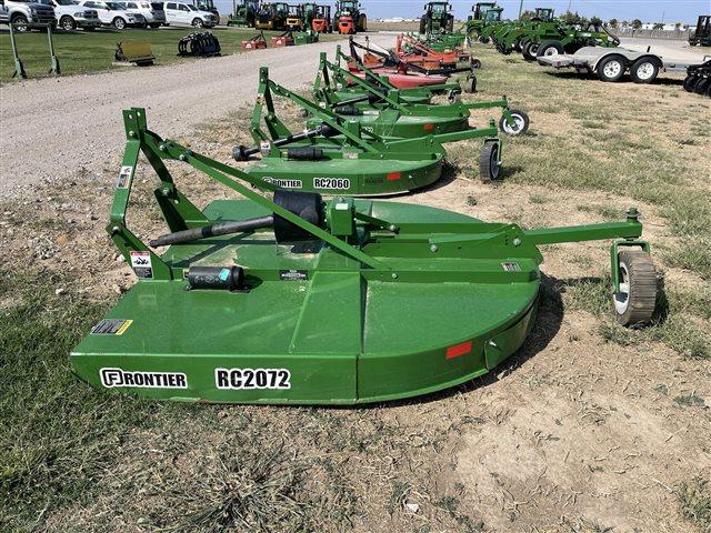 2020 John Deere RC2072 at Keating Tractor