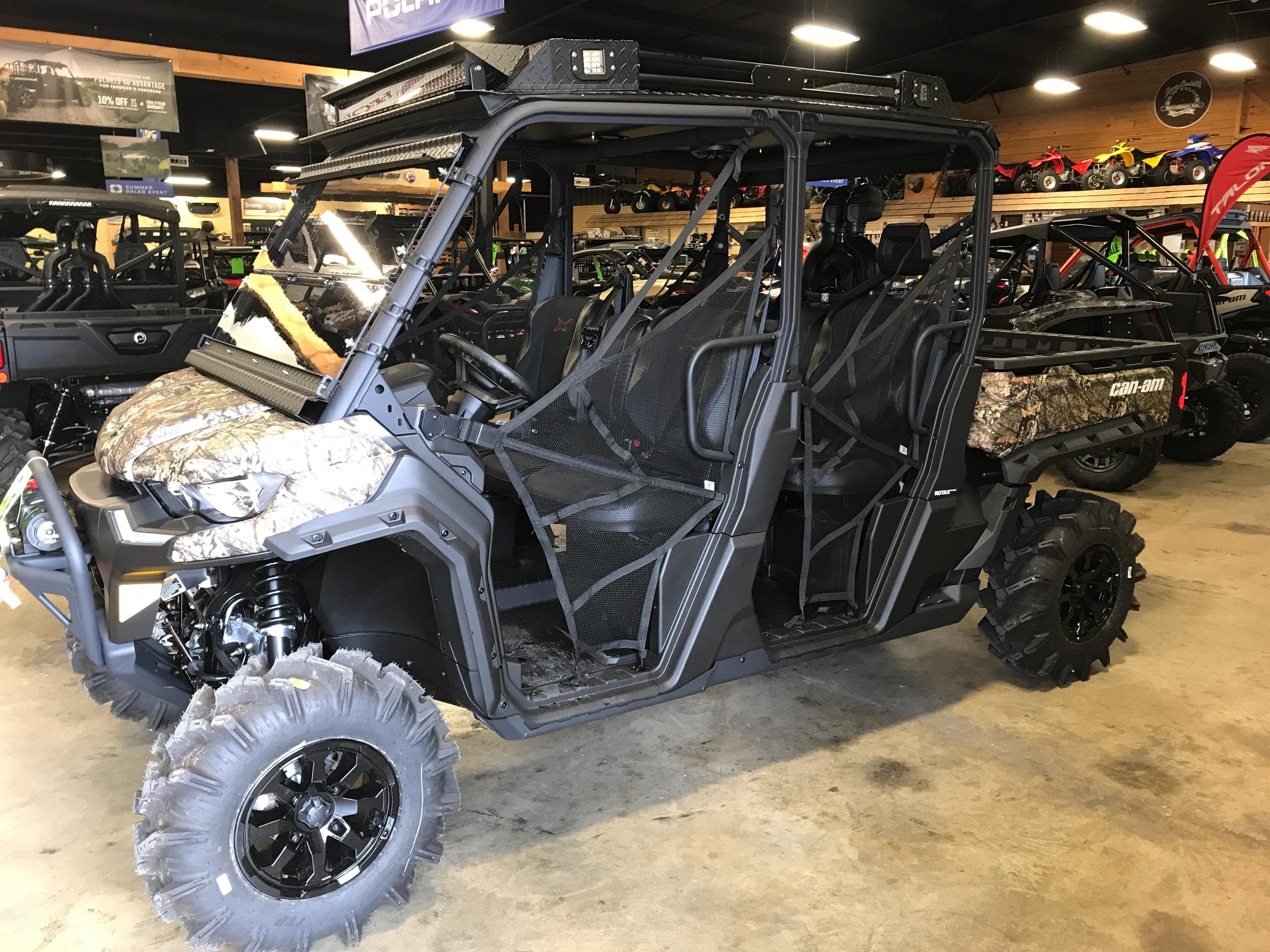2021 CAN-AM HD10 XMR MAX X mr HD10 at ATV Zone, LLC