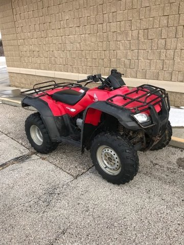 2006 Honda FourTrax Rancher 4X4 ES at Waukon Power Sports, Waukon, IA 52172