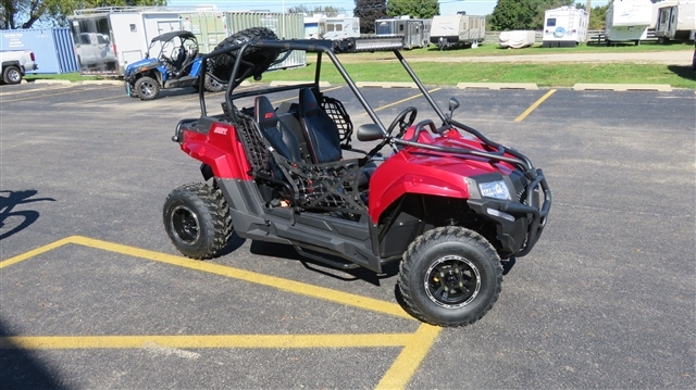 2018 SSR Motorsports SRU170RS SXS TWO SEATER at Randy's Cycle, Marengo, IL 60152