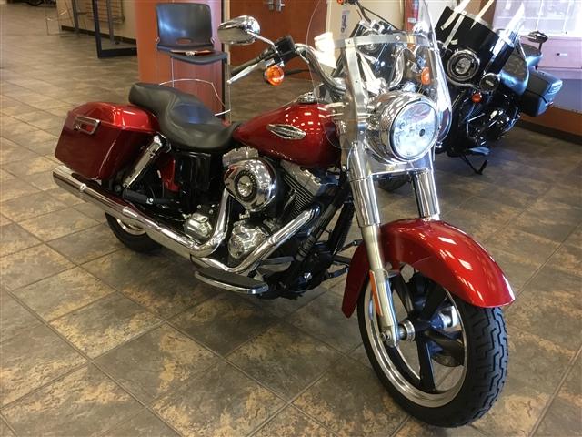 2012 Harley-Davidson Dyna Glide Switchback at Bud's Harley-Davidson, Evansville, IN 47715