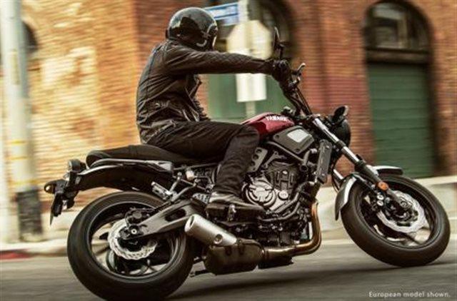 2018 Yamaha XSR 700 at Pete's Cycle Co., Severna Park, MD 21146