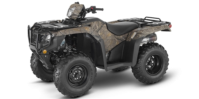 2021 Honda FourTrax Foreman 4x4 ES EPS at G&C Honda of Shreveport