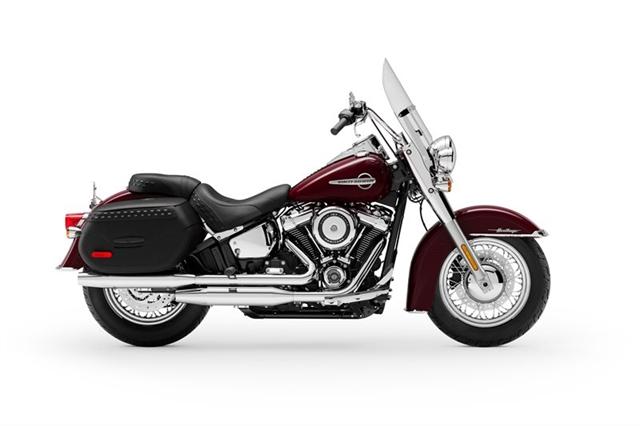2020 Harley-Davidson Softail Heritage Classic at Holeshot Harley-Davidson