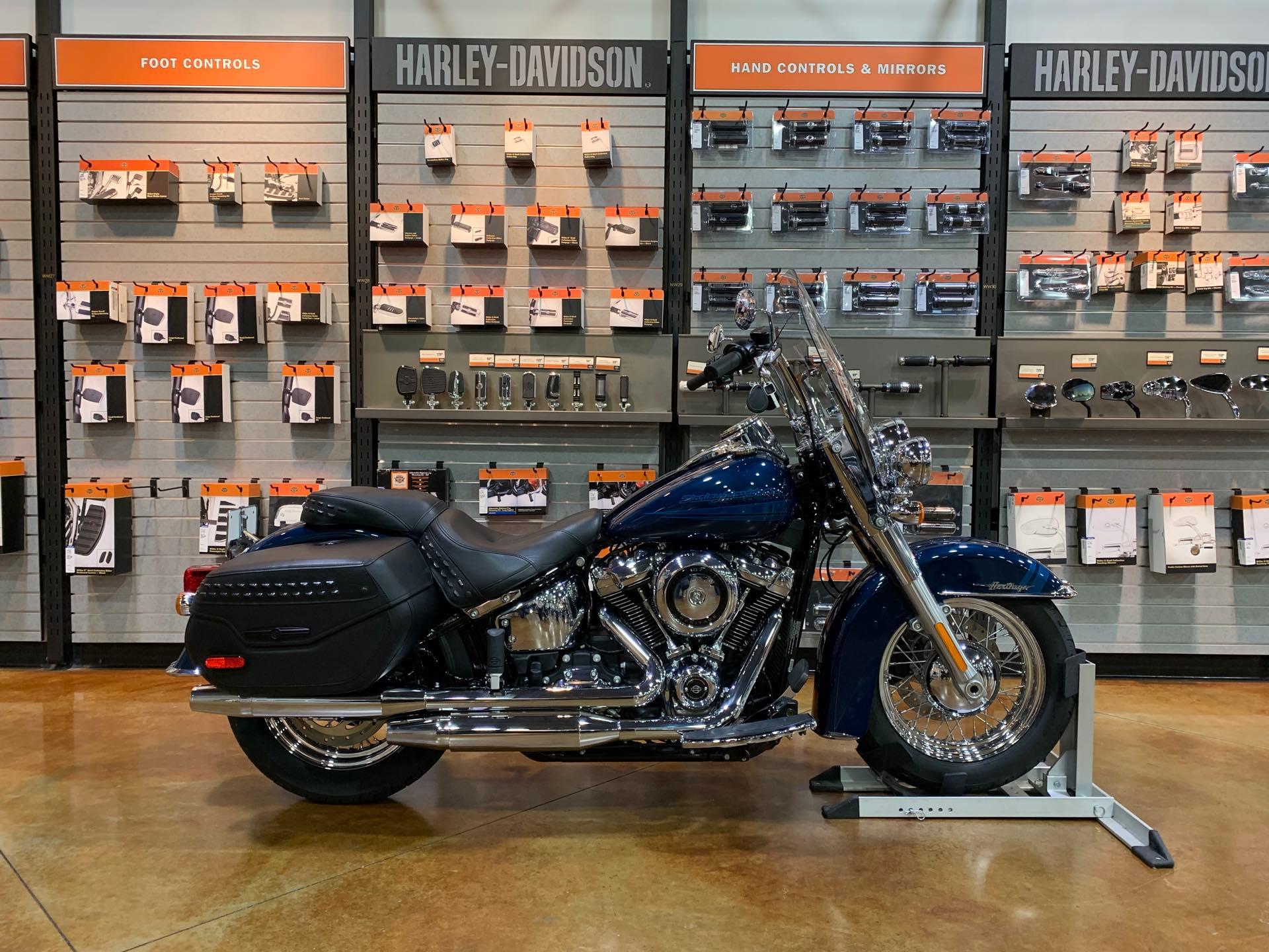 2020 Harley-Davidson Softail Heritage Classic at Colonial Harley-Davidson