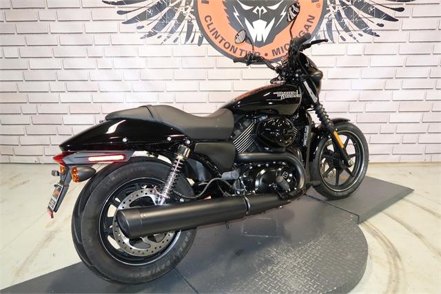 2019 Harley-Davidson Street 750 at Wolverine Harley-Davidson