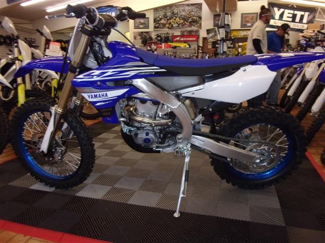 2019 Yamaha YZ 450FX at Bobby J's Yamaha, Albuquerque, NM 87110