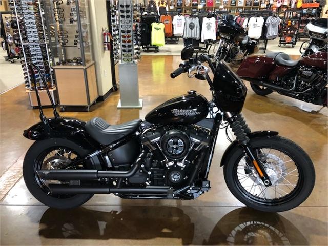 2020 Harley-Davidson Softail Street Bob at Steel Horse Harley-Davidson®