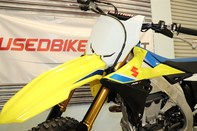 2018 Suzuki RM-Z 450 at Used Bikes Direct