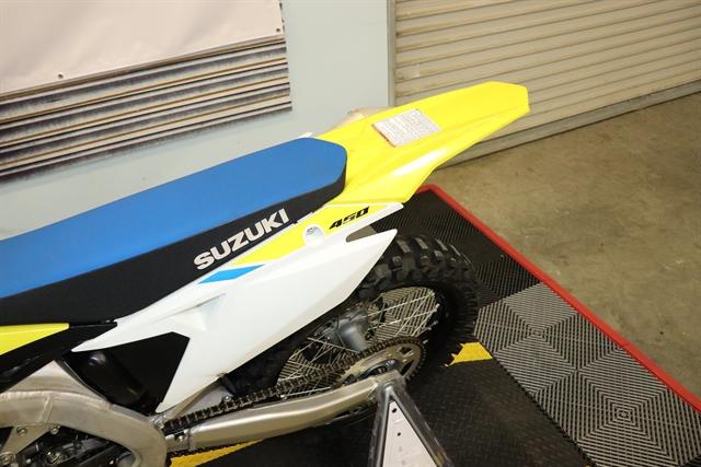 2018 Suzuki RM-Z 450 at Used Bikes Direct