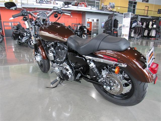 2019 Harley-Davidson Sportster 1200 Custom at Conrad's Harley-Davidson