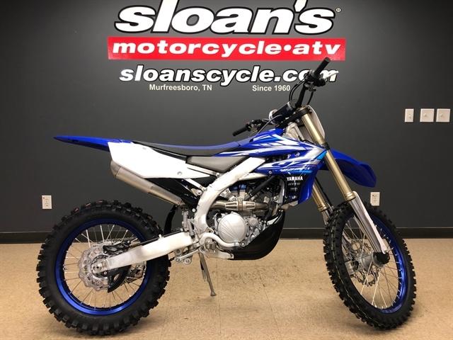 2020 Yamaha YZ 250FX at Sloans Motorcycle ATV, Murfreesboro, TN, 37129